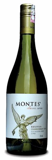 Montes Chardonnay Reserva 2014