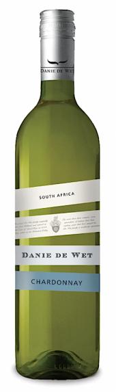 Danie de Wet Chardonnay 2015