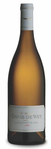 Danie de Wet Sauvignon Blanc 2015