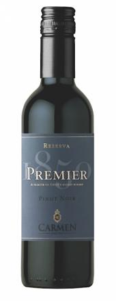 Carmen Premier 1850 Pinot Noir 2014  - meia gfa.