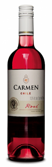 Carmen Classic Syrah Cabernet Sauvignon Rosé 2015