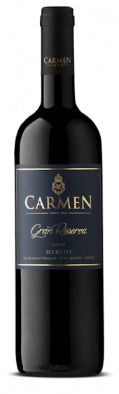 Carmen Gran Reserva Merlot 2012