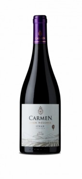 Carmen Gran Reserva Syrah 2012