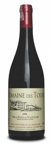 Domaine des Tours Vin de Pays de Vaucluse 2011