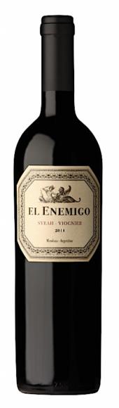El Enemigo Syrah/Viognier 2012