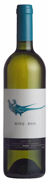 Rossj-Bass Langhe Chardonnay/Sauvignon Blanc 2014