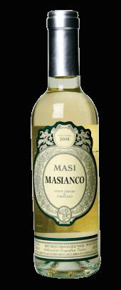 Masianco Pinot Grigio/Verduzzo 2014  - meia gfa.