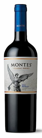 Montes Merlot 2014