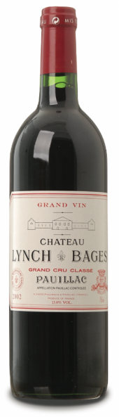 Château Lynch-Bages 2012