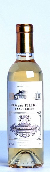 Château Filhot 2012  - meia gfa.