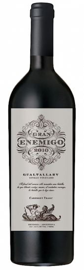 El Gran Enemigo Single Vineyard Gualtallary 2011