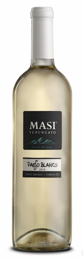 Masi Passo Blanco Pinot Grigio Torrontés 2015