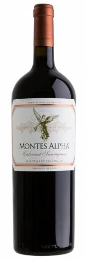 Montes Alpha Cabernet Sauvignon 2013  - Magnum