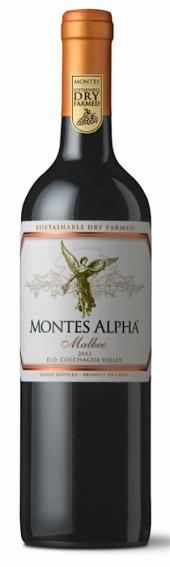 Montes Alpha Malbec 2013