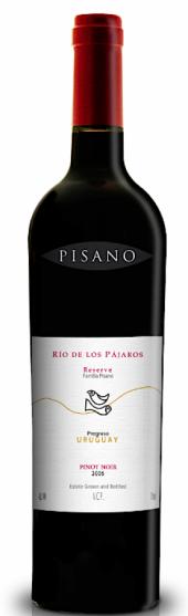 Rio de los Pájaros Pinot Noir Reserva 2014