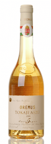 Tokaji Aszú 5 Puttonyos 2006  - 500 ml