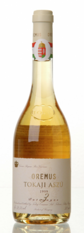 Tokaji Aszú 3 Puttonyos 2009  - 500 ml