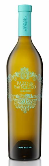 Albariño Pazo San Mauro 2014