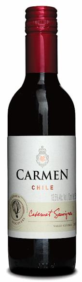 Carmen Classic Cabernet Sauvignon 2015  - meia gfa.