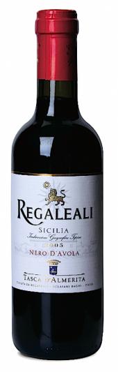 Regaleali Nero d'Avola 2013  - meia gfa.