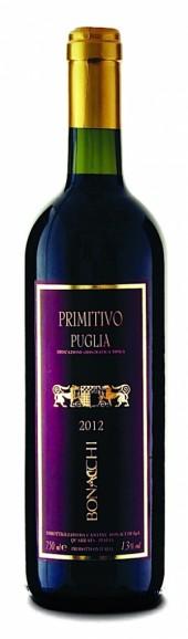 Primitivo IGT Puglia 2015