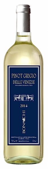 Pinot Grigio delle Venezie 2014