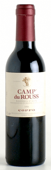 Barbera d'Asti Camp du Rouss 2012  - meia gfa.
