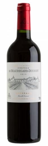 Château Beauregard-Ducourt 2012