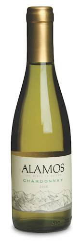 Alamos Chardonnay 2015  - 375 ml.