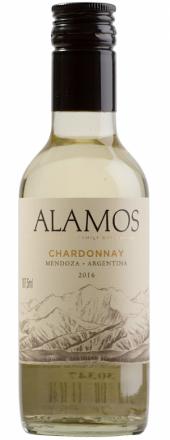 Alamos Chardonnay 2015  - 187 ml