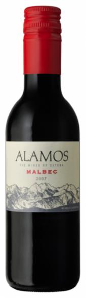 Alamos Malbec 2015  - 187 ml