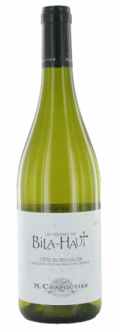 Côtes du Roussillon Bila Haut 2014