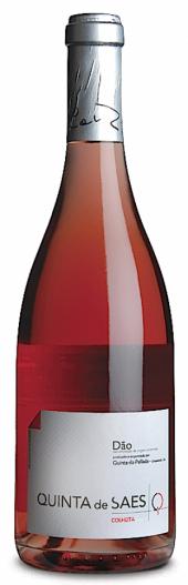 Quinta de Saes rosé 2014