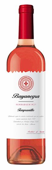 Bayanegra Rosado 2015