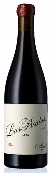 Las Beatas Rioja 2012