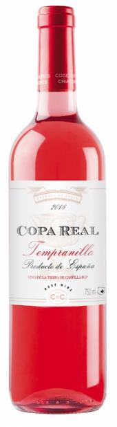 Copa Real rosado 2015