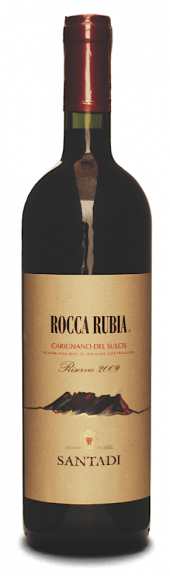 Rocca Rubia Carignano del Sulcis Riserva 2013