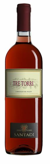 Tre Torri Carignano del Sulcis rosato 2015