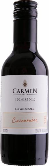 Carmen Insigne Carmenere 2015  - 187 ml