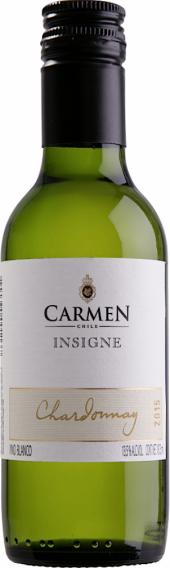 Carmen Insigne Chardonnay 2015   - 187 ml