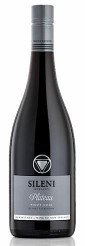Sileni Estate Selection The Plateau Pinot Noir 2014