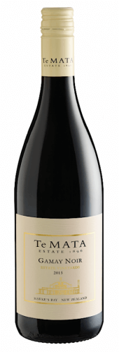 Estate Gamay Noir Estate Vineyards 2015