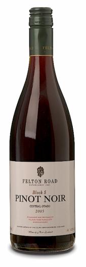 Felton Road Block 5 Pinot Noir 2014