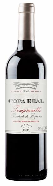 Copa Real Plata Tempranillo 2014
