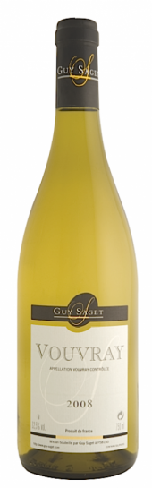 Guy Saget Vouvray 2015