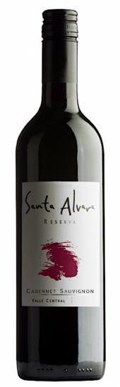 Santa Alvara Cabernet Sauvignon 2013