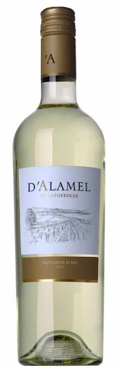 D'Alamel Sauvignon Blanc 2014