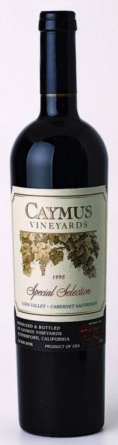 Caymus Cabernet Sauvignon Special Selection 2012