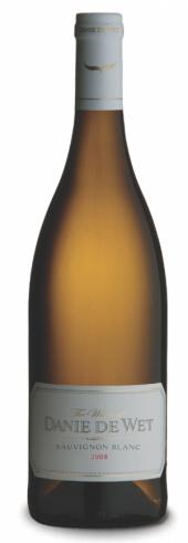 Danie de Wet Sauvignon Blanc 2016