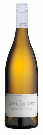 Danie de Wet Chardonnay Sur Lie 2016